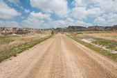 Badlands National Park — Foto de Stock