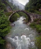 Esca river — Stock fotografie