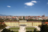 Viena skyline — Stock Photo