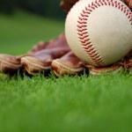 Baseball glove — Stock Photo