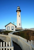 Faro de big sur — Foto de Stock
