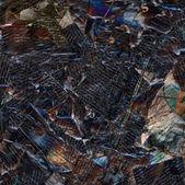 Abstraktní noviny špinavé poškozené pozadí — Stock fotografie