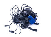 Battery chargers — Stock Photo