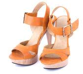 Female shoe — Stock Photo