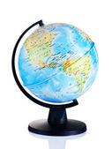 Globe isolated — Stock Photo