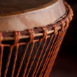 Djembe — Stock Photo