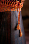 非洲鼓 — 图库照片