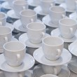 Cups And Saucers — Stock Photo #9022780