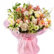 Spring flowers bouquet — Stock Photo #9022788