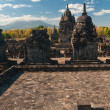 Prambanan temple, Java, Indonesia - Stock Photo