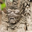 Stock Photo: Statue of Balinese demon in Ubud, Indonesia