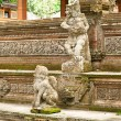 Stutue in Ubud — Stock Photo