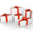 Gift Box 3 - Stock Photo