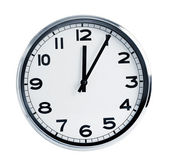 Quartz wall clock — Stock Photo