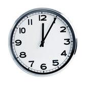 Quartz wall clock — Stock Photo