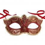 Beautiful festive carnival mask — Stock Photo #7987269