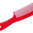 A beautiful red comb — Stock Photo