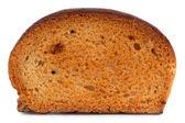 Pequena seca fatia de pão — Foto Stock