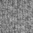 Fragment of knitting wool sweater — Stock Photo