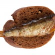 Foto Stock: Smoked fish