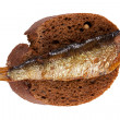 Foto de Stock  : Smoked fish