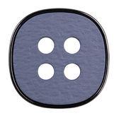 灰色のプラスチックのボタン — ストック写真