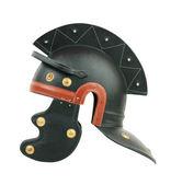 Imitation of Roman legionary helmet — Stock Photo