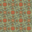 Seamless abstract pattern - Stock vektor