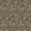 Seamless lace pattern - Image vectorielle