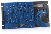 Audio mixing control panel — Stock Photo