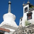 Stock Photo: TibetArchitecture in Ladakh