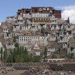 Thikse Monastery — Stock Photo