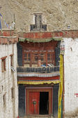 Ancienne gompa au ladakh — Photo