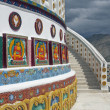 Stock Photo: Ornate Stupa