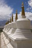 Buddhist Stupas — Stock Photo