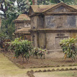 Old Christian Graveyard In Calcutta — Stock Photo