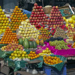 Colorful Fruit Display — Stock Photo