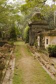 Old Christian Graveyard In Calcutta, India — Stock Photo