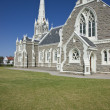 Stock Photo: Church in Graaff-Reinet
