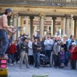 Street Juggler — Stock Photo