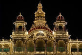 Mysore City Palace — Stock Photo