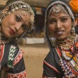 Rajasthani Tribal Dancers — ストック写真