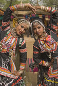 Rajasthani Tribal Dancers — Photo