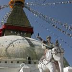 ������, ������: Buddhism in Kathmandu