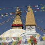 Boudhanath Stupa — Stock Photo #8012725