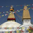 boudhanath stupa — Stock Photo #8012734