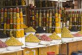 Stoisko z oliwek — Zdjęcie stockowe