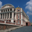 Opera House in the Amazon - Stock Photo
