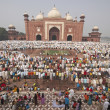 Religious Festival at Taj Mahal — Stock Photo #8023038