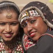 Rajasthani Gypsy Dancers — Stock Photo